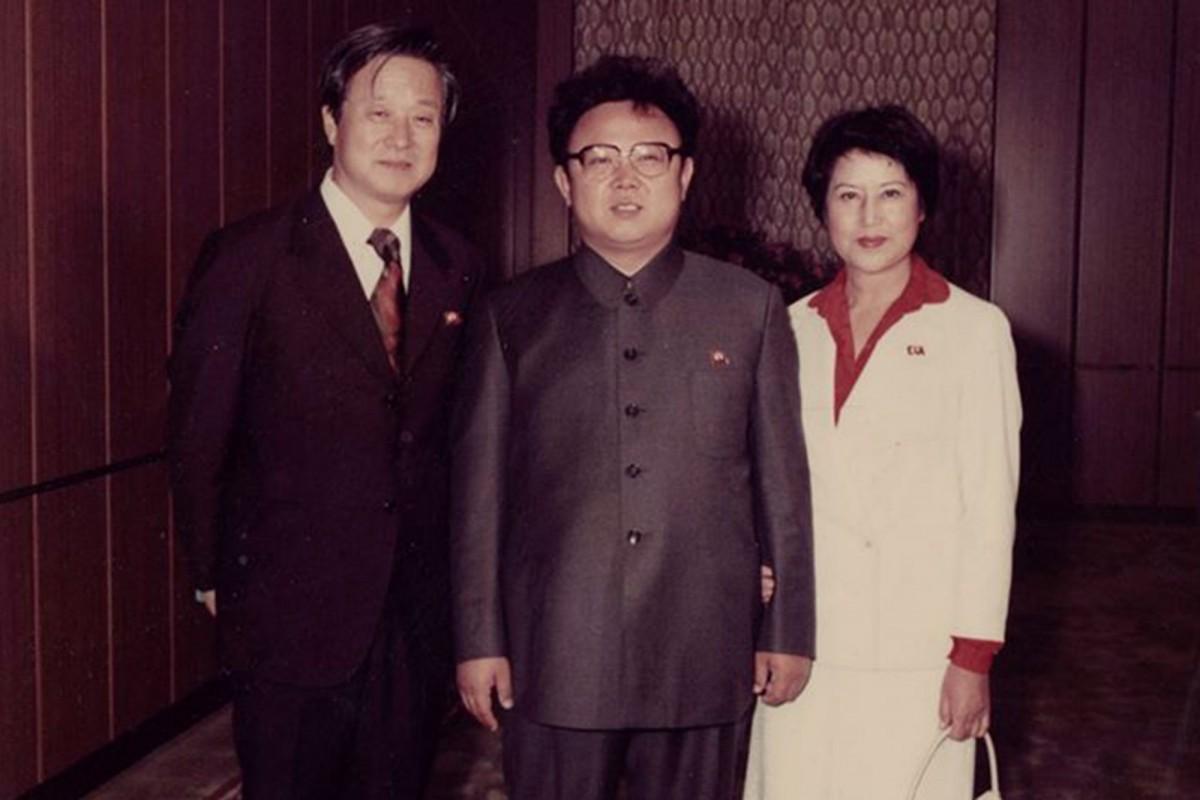 1970 年代末,南韓導演申相玉及明星妻子崔銀姬被綁架至北韓拍戲。 圖片來源:Daily Beast