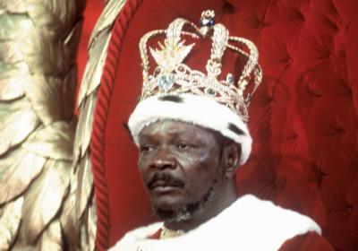 獨裁者、自立為王的卜卡薩。 圖片來源:nationalvanguard.org
