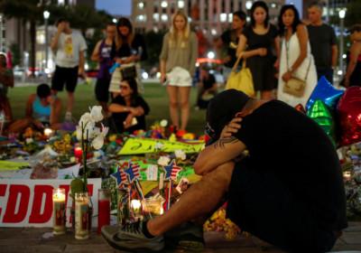 不少人質疑,部份發動襲擊、奪人至親的凶徒,並非當局所說的精神病患,而是聖戰份子。圖片來源:路透社
