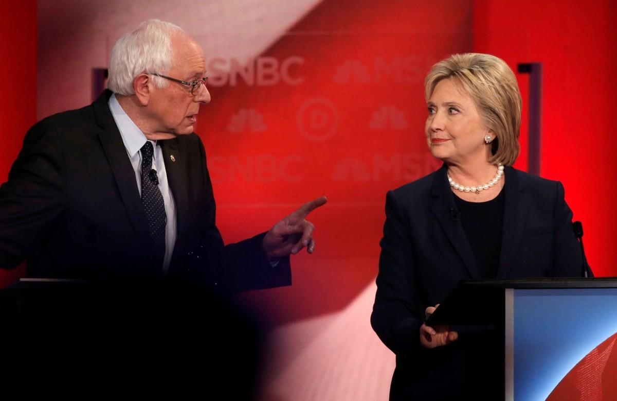 巴特勒認為,希拉莉未能吸納桑德斯的憤怒選民,是其敗因之一。 圖片來源:路透社