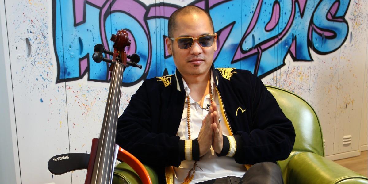 Dana Leong是現今數一數二電子大提琴手及作曲家。