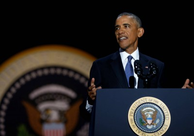 奧巴馬任內美國經濟復甦,他有多少功勞? 圖片來源:路透社