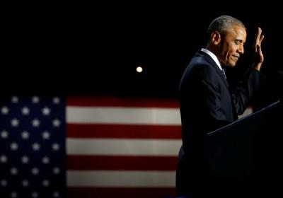 縮窄貧富差距方面,奧巴馬表現如何? 圖片來源:路透社