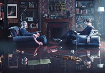 Sherlock 第四季劇照