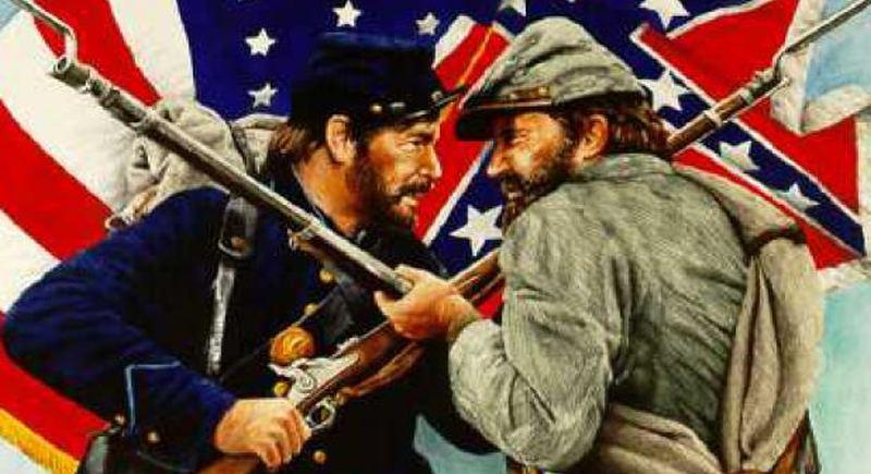 嚴格而言,美國內戰不是內戰?