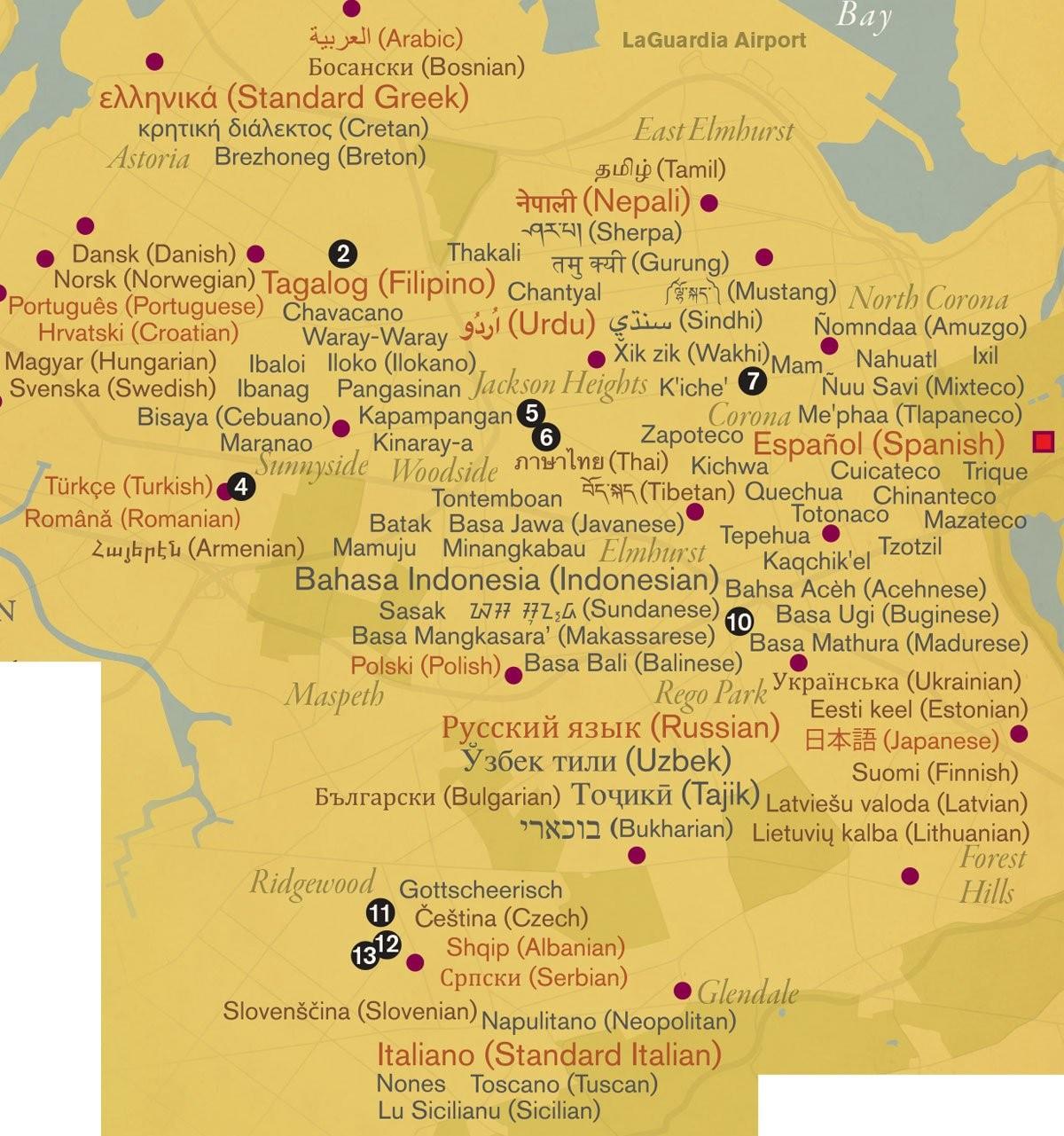 圖片來源:Nonstop Metropolis: A New York City Atlas