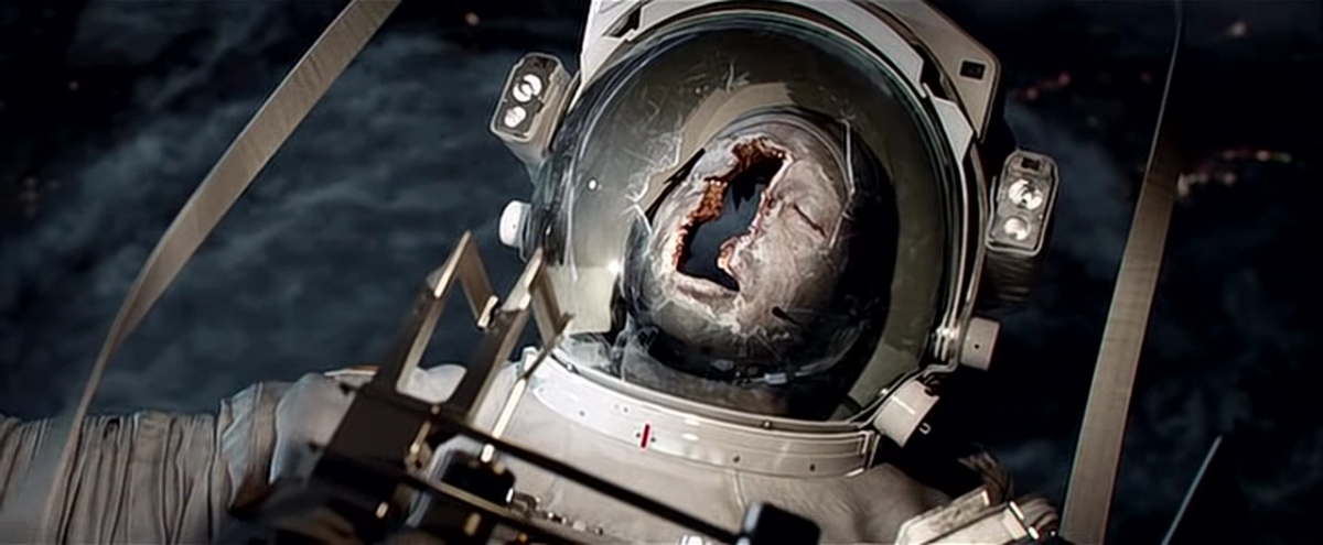 astronaut dying in space - photo #20