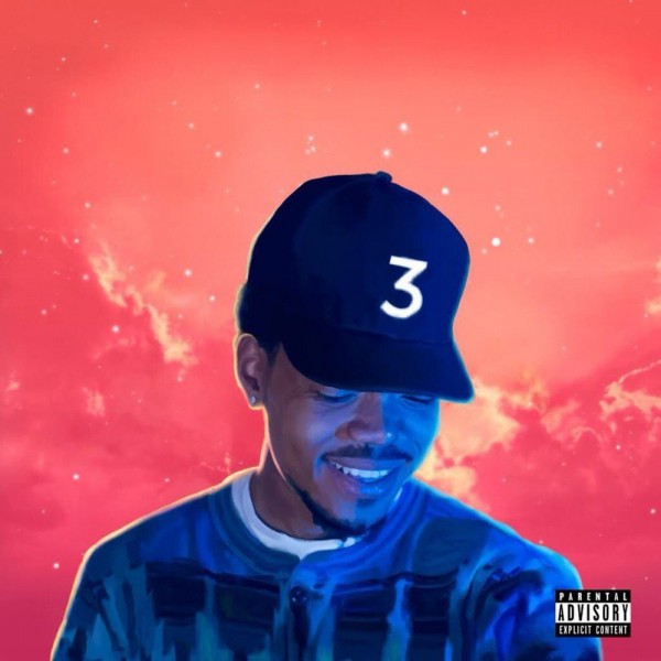 Chance the Rapper:Coloring Book 專輯。