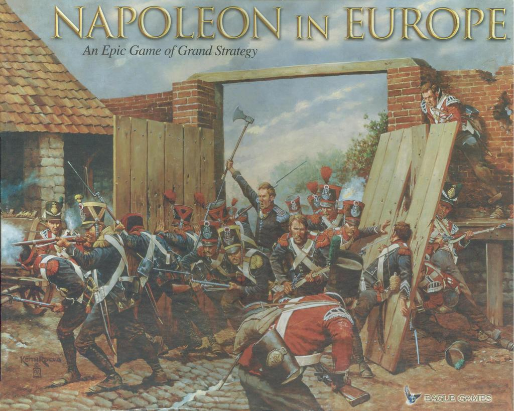 napoleon in europe1