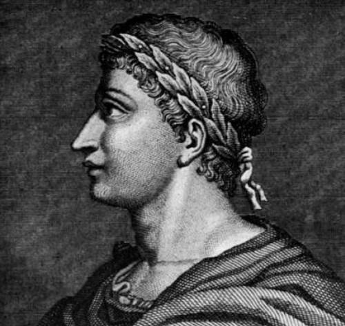 古羅馬詩人奧維德被指鼓勵通姦,遭奧古斯都下令流放。