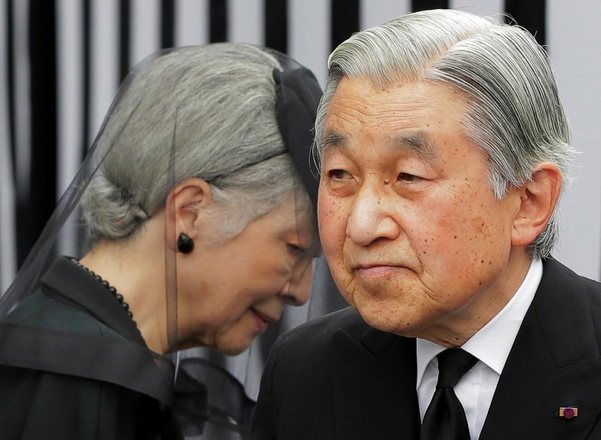 按照泡沫年代三高標準,日女連日皇明仁也未必看得上眼。 圖片來源:路透社
