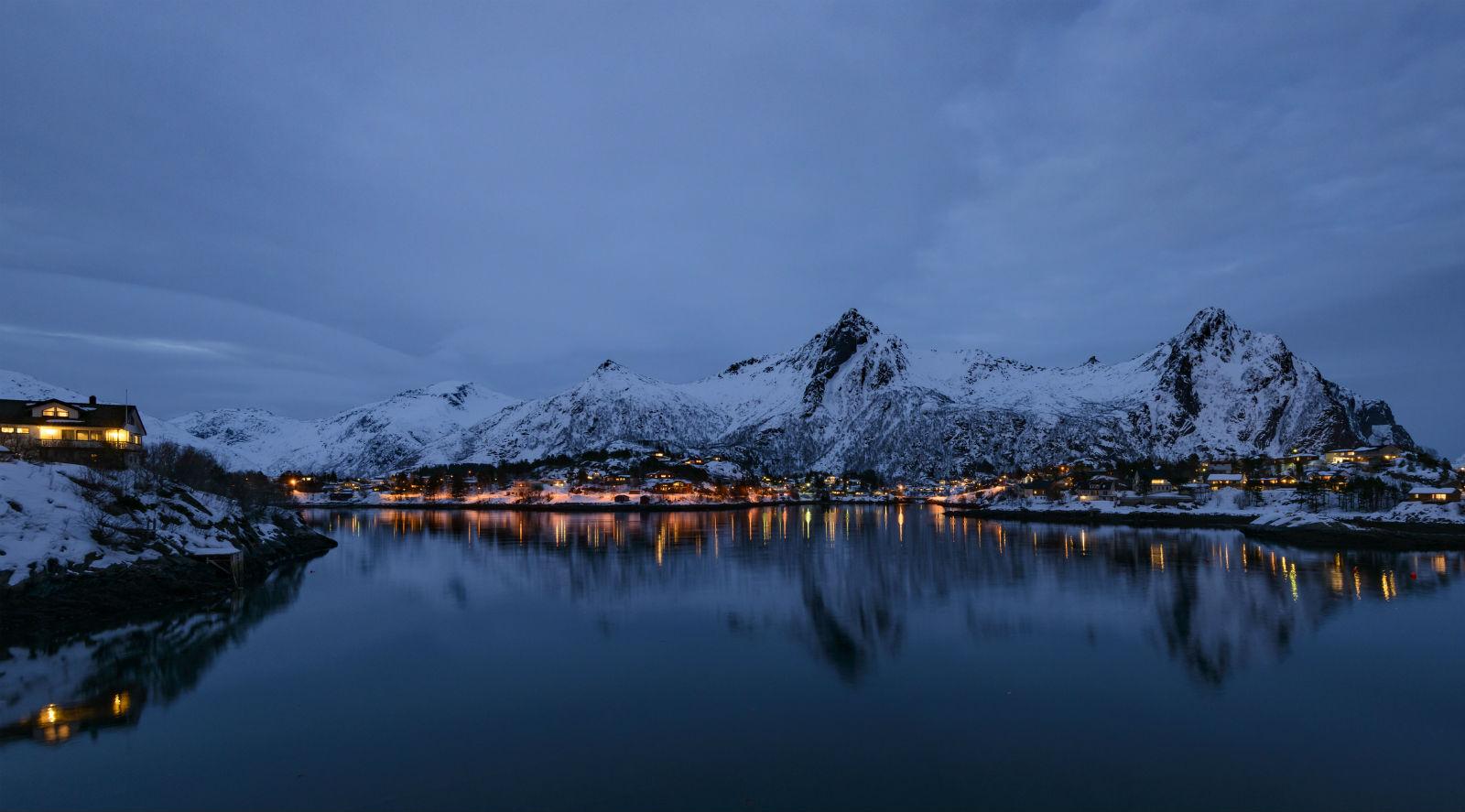 挪威羅弗敦群島(Lofoten Islands)