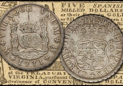 18 世紀西班牙銀元隨太平洋白銀之路擴散,建立起銀本位制。
