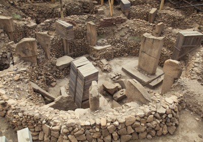 土耳其東南部出土的哥貝力克石陣為現存最古老的文明古蹟。 圖片來源:iStock