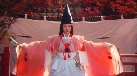 日本大河劇「義經」劇照。