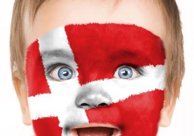 官方認證:丹麥人最幸福,包括嬰兒。