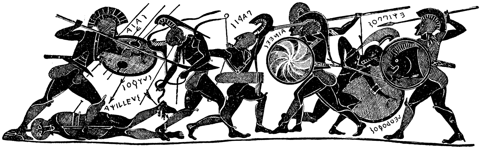 古希腊杀戮文化如何令西方文明崛起(上)