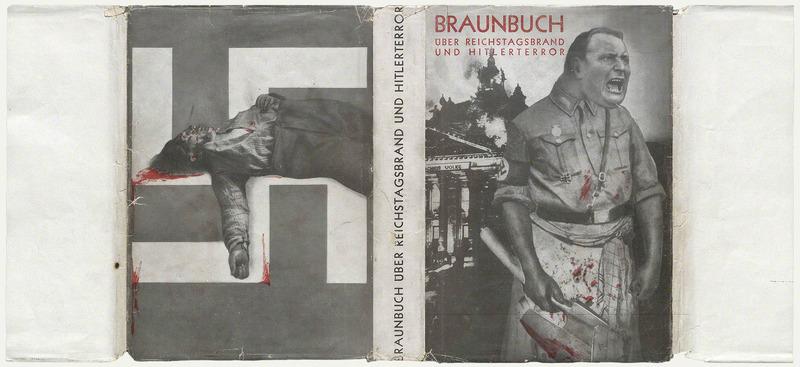 1933 年德國共產黨宣傳刊物,指責納粹一手策劃國會縱火案。