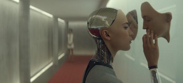 人工智能電影「Ex Machina 」的劇照。 圖片來源:flickr