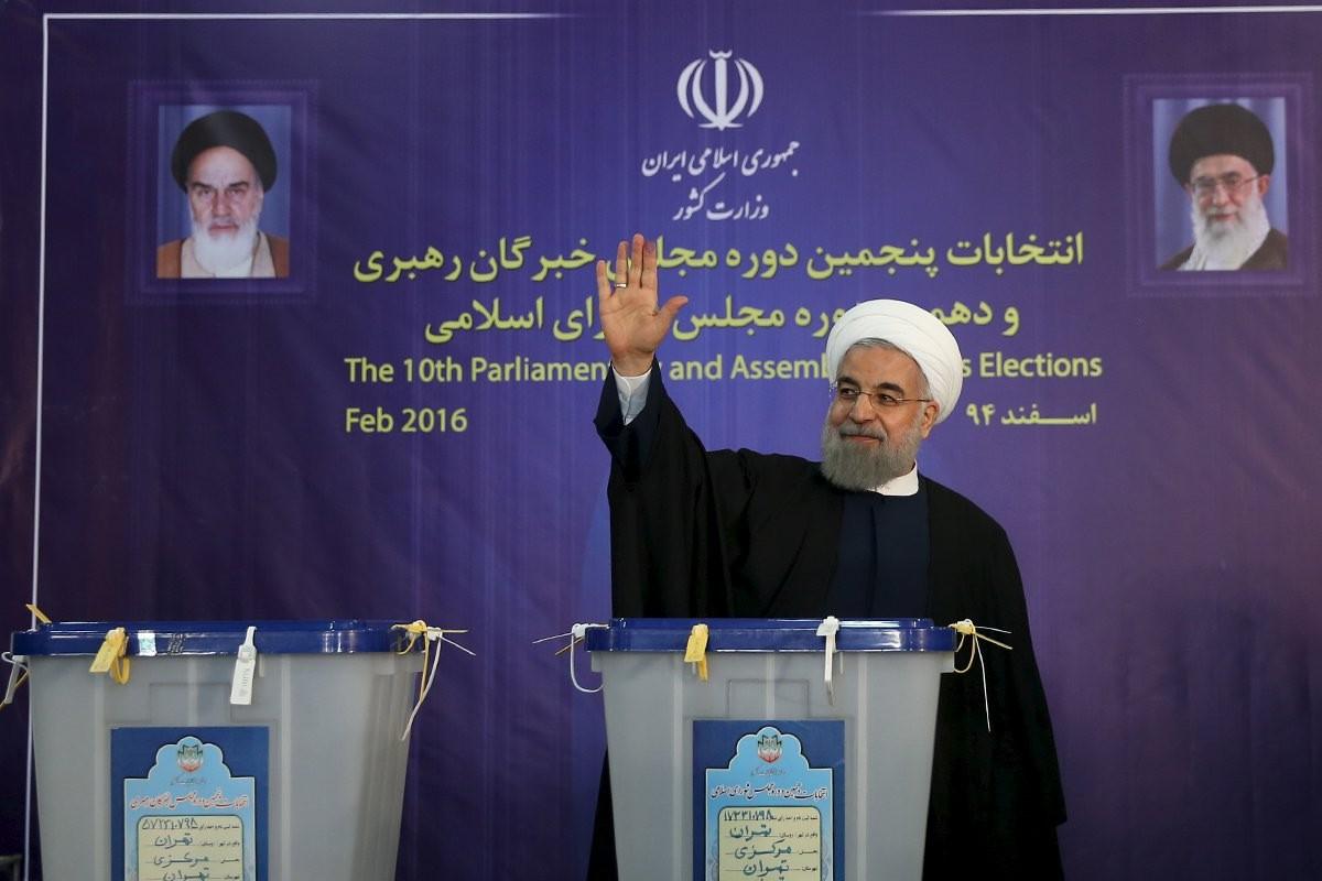 2 月選舉過後,改革派大有斬獲,伊朗會否走向開放? 圖片來源:路透社