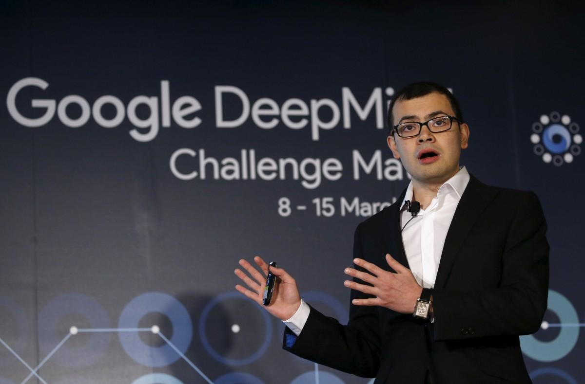 AlphaGo 之父:DeepMind 創辦人 Demis Hassabis。 圖片來源:路透社