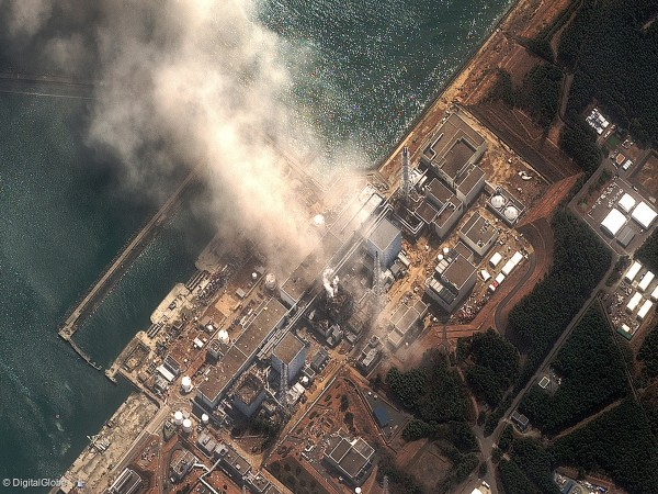 2011 年 3 月 11 日,日本發生大地震,隨後的海嘯令福島第一核電站停電。
