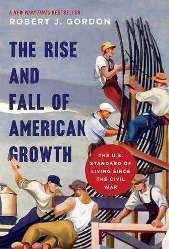 美國經濟學家 Robert Gordon 著作 The Rise and Fall of American Growth 指,1870 至 1970 年間為「突破世紀」,見證科技急速發展,生產效率飛躍。