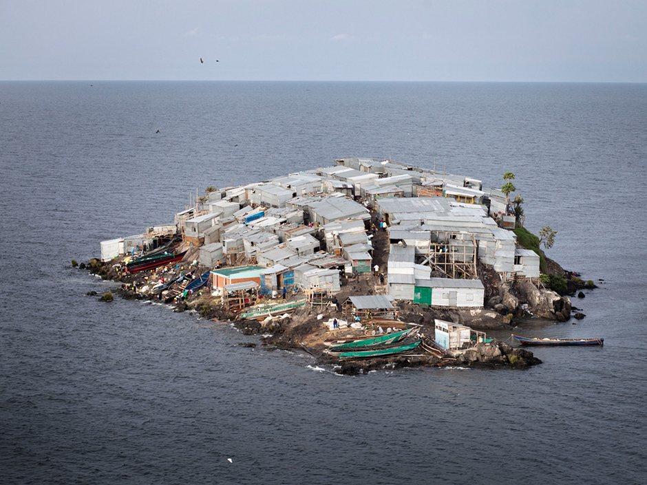 非洲釣魚台的捕漁權引發肯亞及烏干達之間的主權爭議。 圖片來源:Jesco Denzel