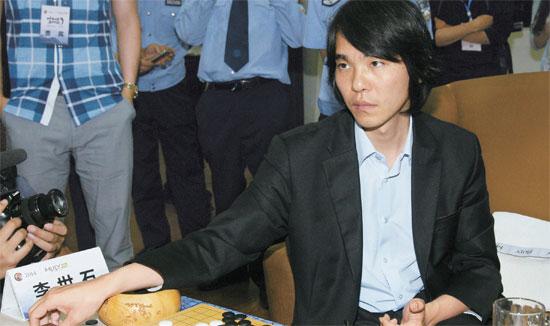 圖片來源:韓國棋院