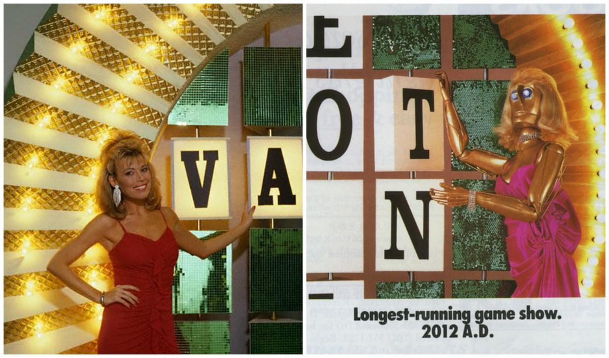 女明星 Vanna White 控告三星廣告機械人侵犯其肖像權,相似不相似就見人見智。 圖片來源:post chronicle