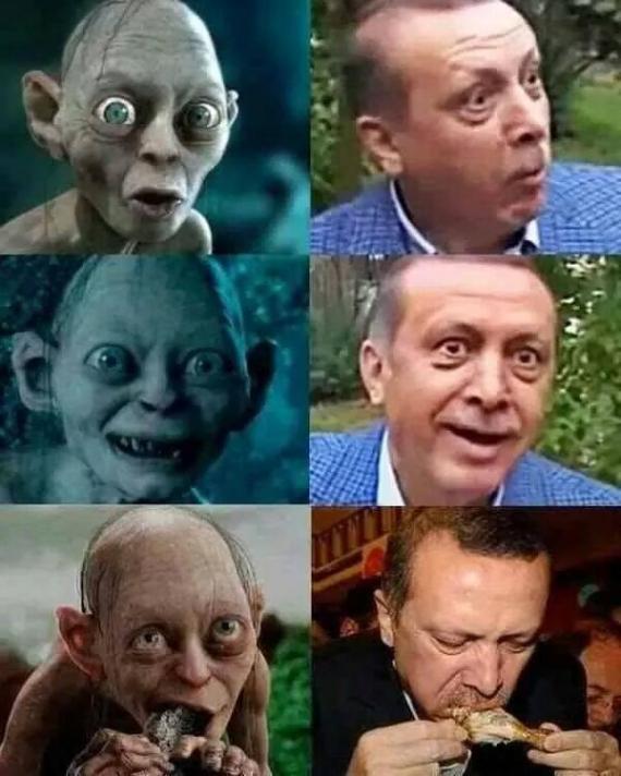 聯想力豐富,隨時累你在土耳其坐監。圖片來源:Huffington Post