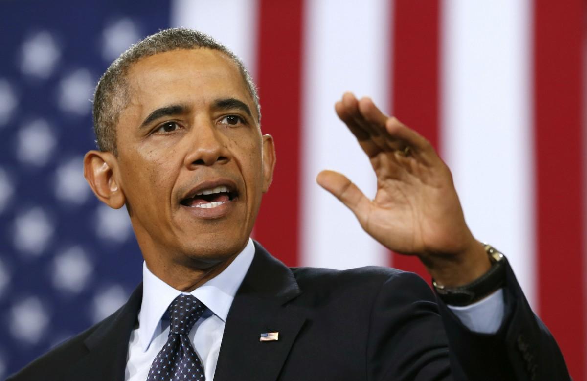「奧巴馬主義」:不滿美國傳統外交思維。 圖片來源:路透社
