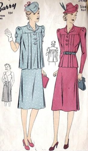 1930s-maternity-dresses-skirts-blouse-292x500