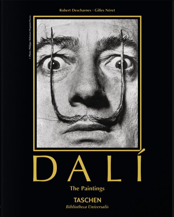 Dalí. The Paintings./圖片來源:Taschen 官方網頁