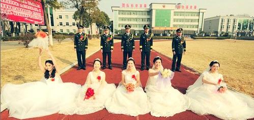 圖片來源:八一軍婚網