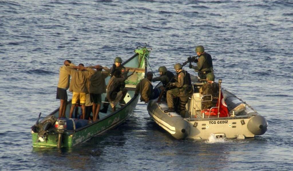 海盜引來國際干預,索馬利亞頹局自此改變。 圖片來源:路透社
