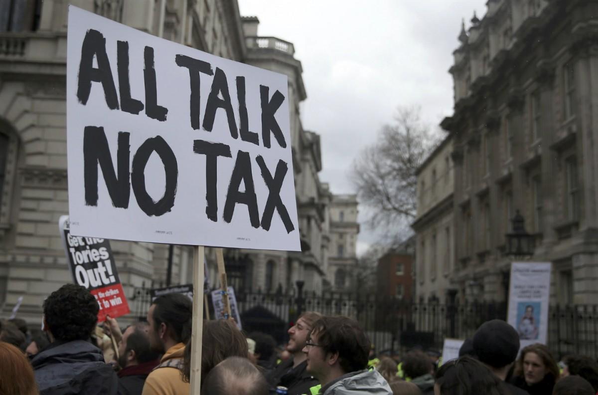 巨富逃稅金額驚人,為何多國依然反應遲緩? 圖片來源:路透社