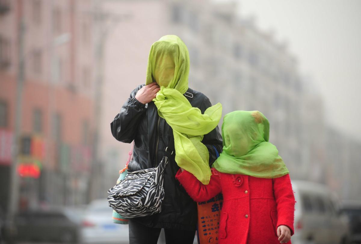 搏大霧,賺大錢,最後苦了誰? 圖片來源:路透社