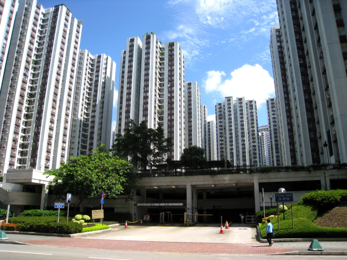 特權之地:「太古城」獲 999 年地契租期,2899 年到期,避過 2047 大限。