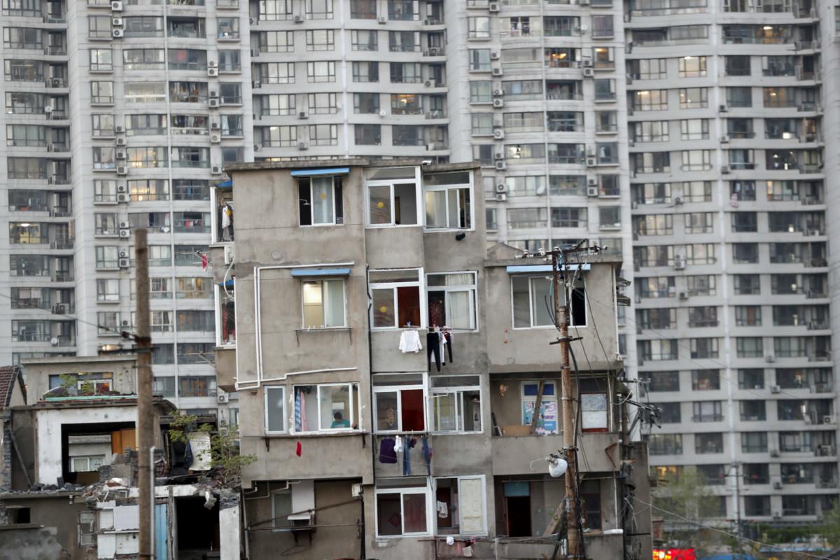 據估計,房地產業佔中國 GDP 四分一,可謂中國經濟命脈。 圖片來源:路透社