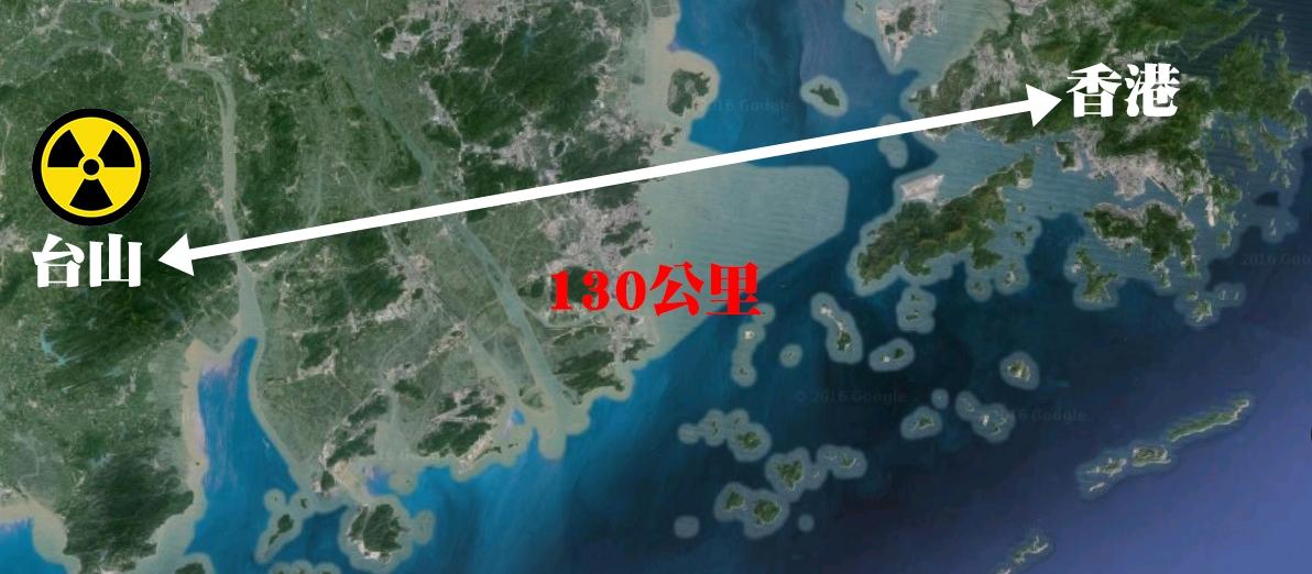 MAP OF TAISHAN