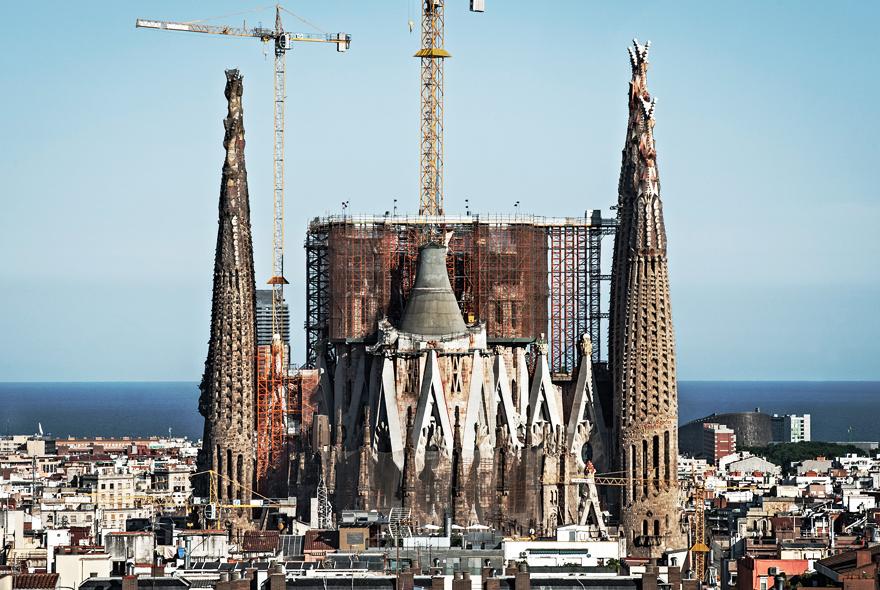 圖片來源:Sagrada Família