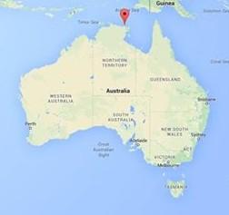 彼德居住在澳洲北部的埃爾科島,就算患病,外出求醫並不容易。