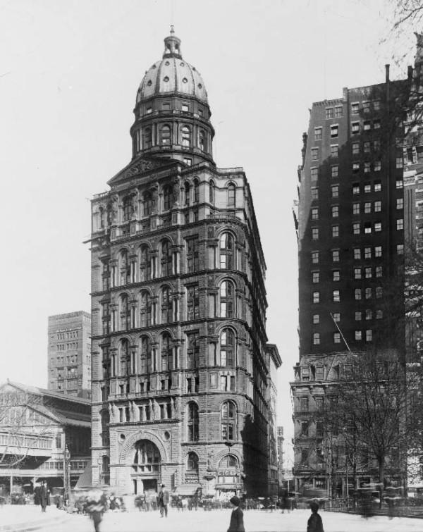 紐約世界報大廈