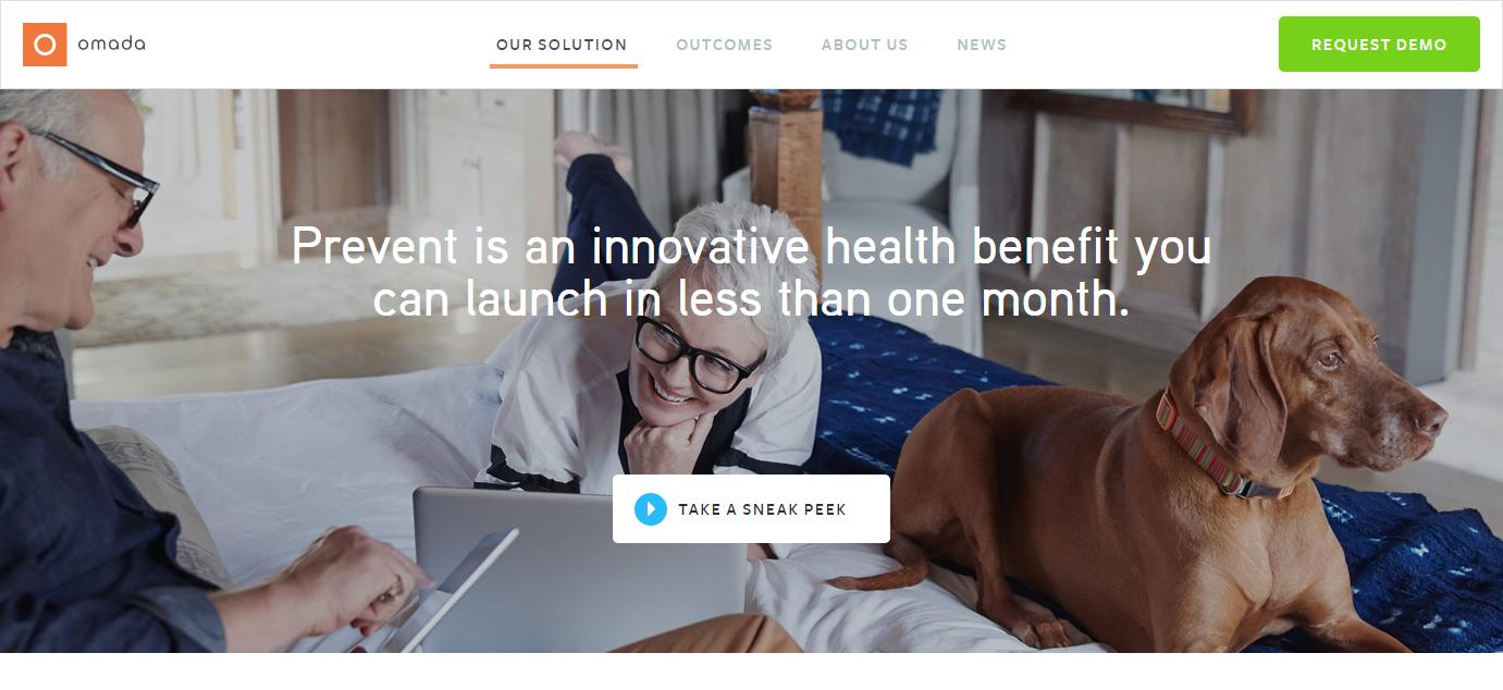 omada health 網頁