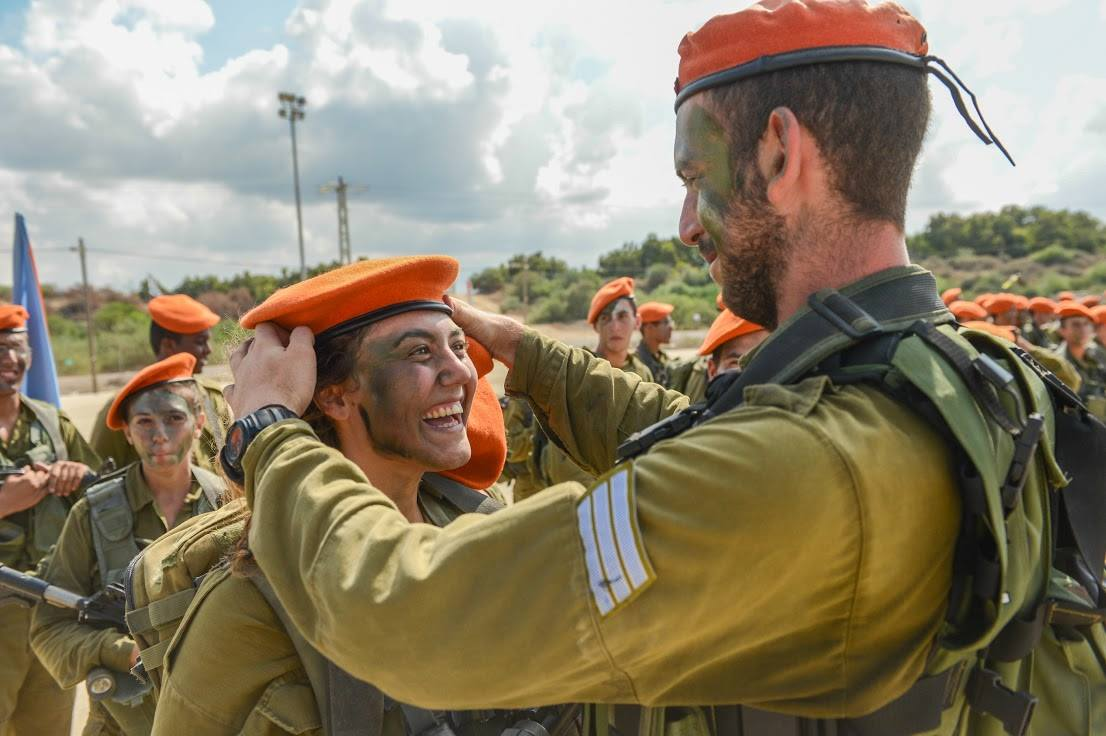 圖片來源:IDF Facebook
