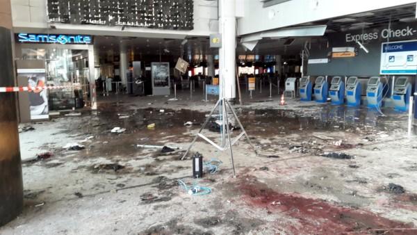 布魯塞爾發生恐懼至今,仍然記憶猶新,令遊客對該國都為之卻步。圖片來源:路透社