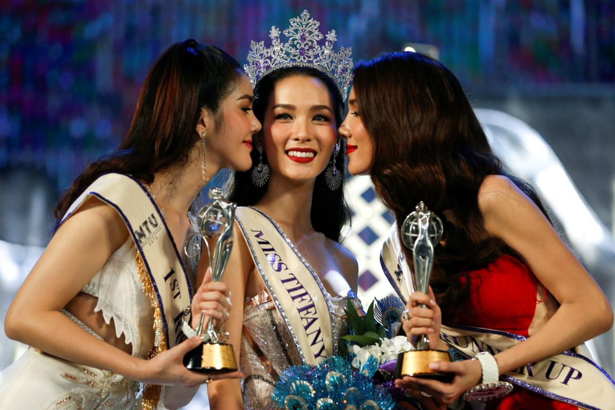 泰國芭堤雅於 5 月 14 日舉辦環球 Tiffany 小姐選美比賽,由 Jiratchaya Sirimongkolnawin 勝出。Tiffany 小姐選美參加者都是變性人士。