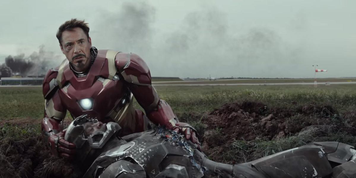 「美國隊長 3:內戰」劇照。 圖片來源:Screen Rant