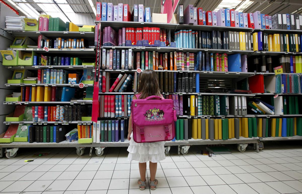基因技術進步神速,未來或推測得到她一生會讀幾多書。 圖片來源:路透社